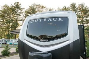 Keystone Outback Automotive Style Windshield