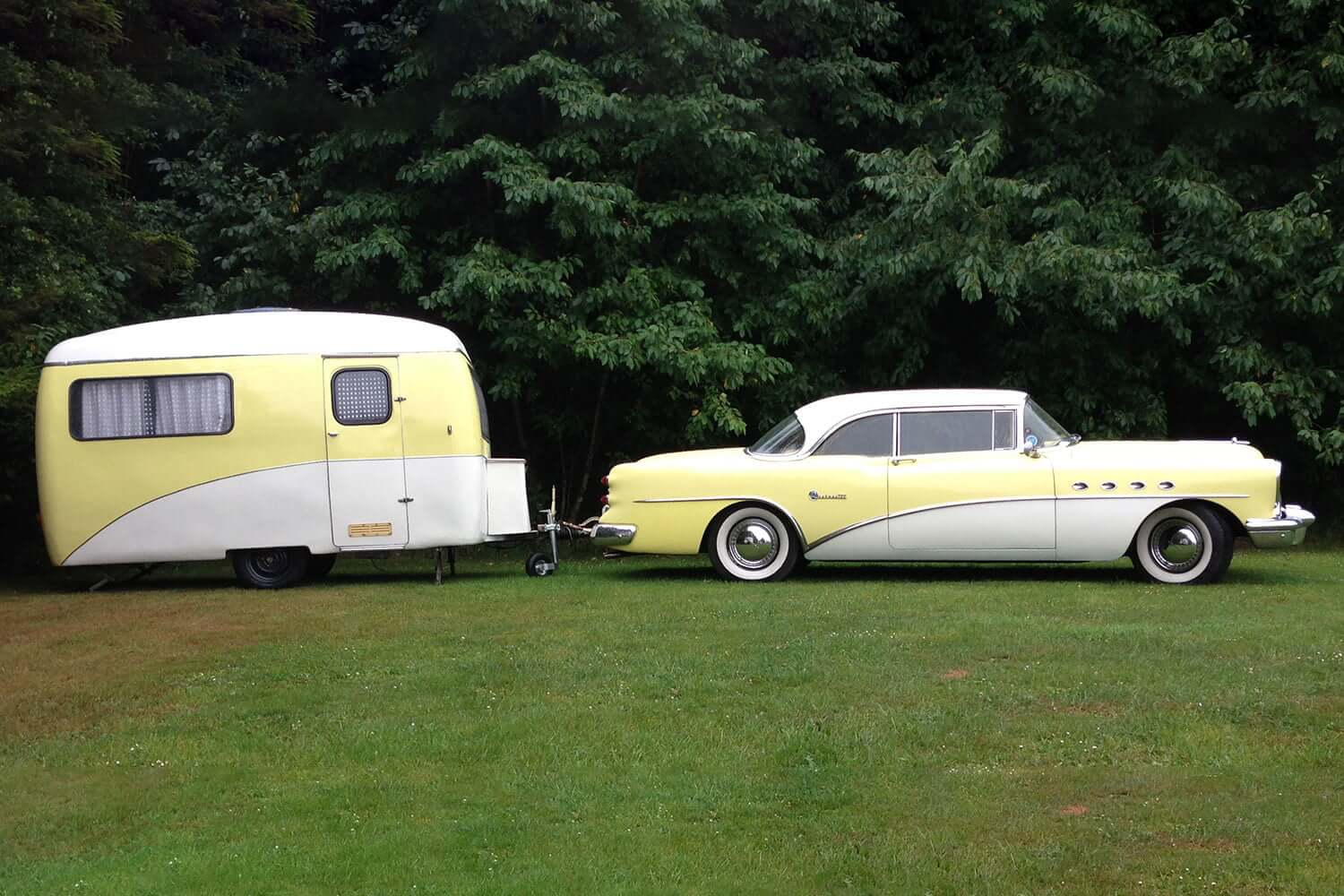 Vintage Trailers Popular Trend Among All Generations
