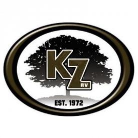 K-Z RV Logo