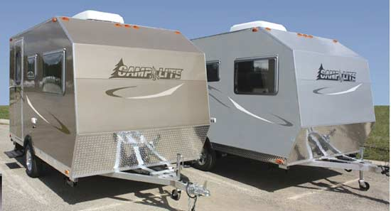 Camplite travel trailer