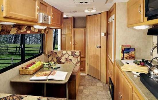 Eco Travel Trailer Roaming Times