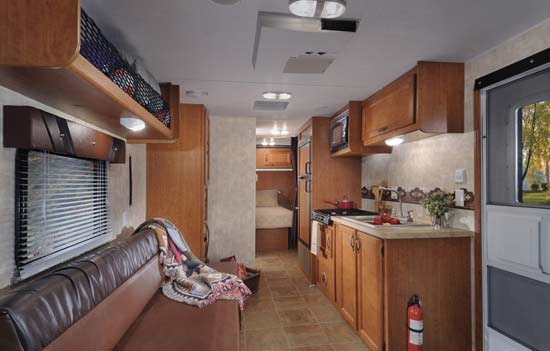 Grey Wolf Rv >> 2009 Forest River Cherokee Grey Wolf travel trailer MODEL 19RR | Roaming Times