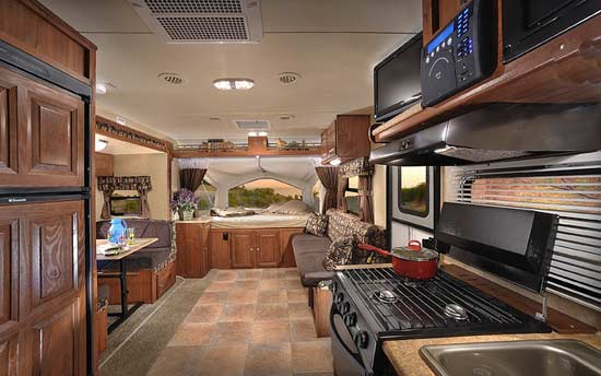 Expandable Travel Trailers >> 2012 Forest River Rockwood Roo   Roaming Times