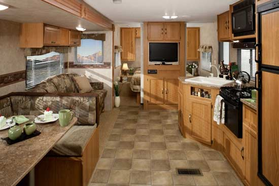 Book Of Camper Trailer Interior Ideas In India By Michael Fakrub