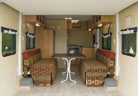 Viking V-Trec sport utility trailer