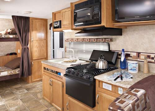 2009 Jayco Jay Feather Exp Travel Trailer Roaming Times