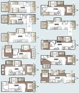 Outback Campers Floor Plans Floor Matttroy