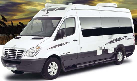 Roadtrek RS-Adventurous class B motorhome | Roaming Times