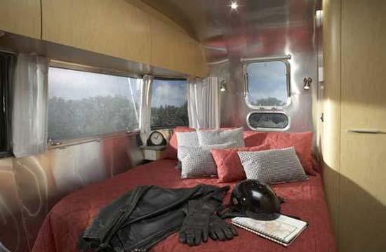 2010 Airstream Panamerica Toy Hauler Travel Trailer