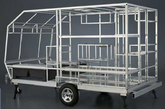 2010 CampLite automotive travel trailer | Roaming Times