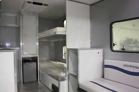2010 Camplite Automotive Travel Trailer Roaming Times