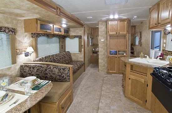 Heartland North Country Travel Trailer Roaming Times