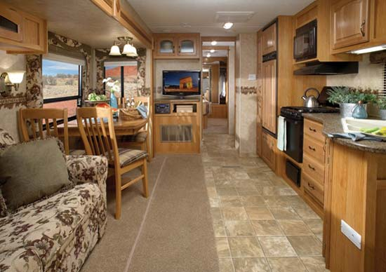 2010 Jayco Eagle Travel Trailer Roaming Times