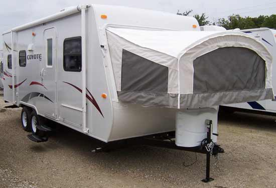2010 Kz Coyote Travel Trailer Roaming Times