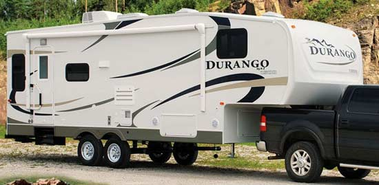Half Ton Towable Fifth Wheels >> 2010 Kz Durango 1500 Series Fifth Wheel Roaming Times