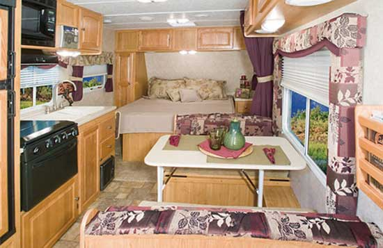 2010 Palomino Gazelle Micro Lite Travel Trailer Roaming
