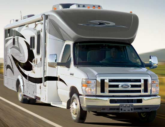 2010 winnebago aspect class c motorhome roaming times. Black Bedroom Furniture Sets. Home Design Ideas