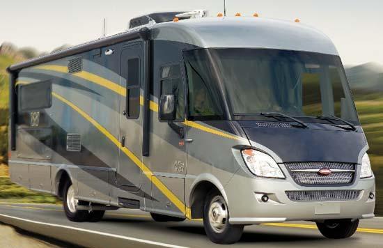 Winnebago Via Class A Motorhome Exterior