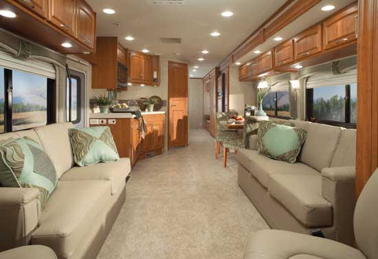 2010 Holiday Rambler Admiral Class A Motorhome Roaming Times