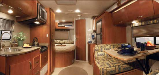 2010 Fleetwood Icon Class C Motorhome Roaming Times