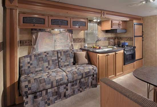 2011 Heartland North Trail Ultralite Travel Trailer