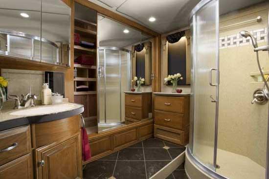 Tile Bathroom Tub Surround