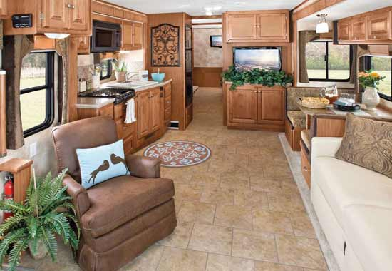 2010 Tiffin Allegro Class A Motorhome Roaming Times