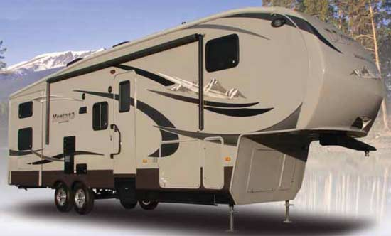 2010 Keystone Montana High Country Fifth Wheel Roaming Times