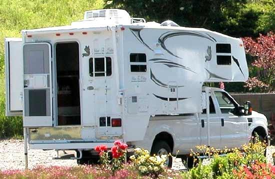 2010 Northwood Arctic Fox Truck Camper Roaming Times