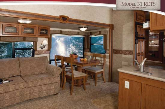 2010 Palomino Sabre Fifth Wheel Roaming Times