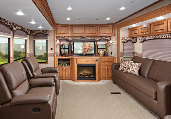 2010 11 Carriage Cameo Fifth Wheel Roaming Times