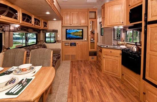 2011 Heartland Focus Liteweight Travel Trailer Roaming Times