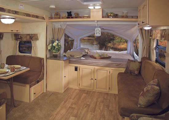 2011 Forest River Shamrock Expandable Travel Trailer