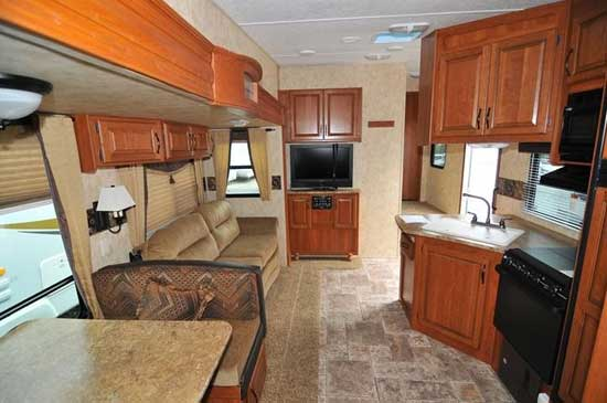 2011 Keystone Cougar fifth wheel - Roaming Times