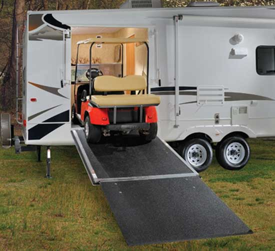 Toy Hauler With Side Ramp Door Wow Blog