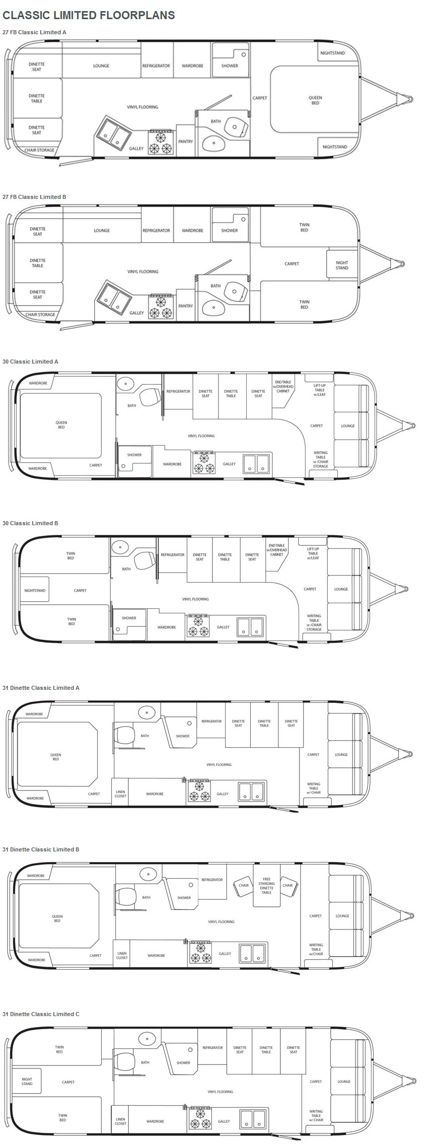 2011 Airstream Classic Limited travel trailer | Roaming Times