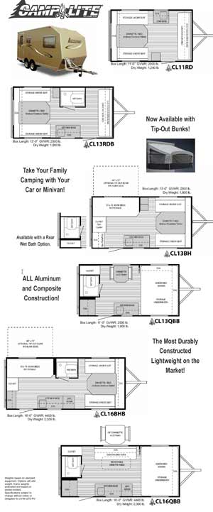 Travel Trailers Expandable Hybrid 1985 Terry Trailer Floor Plans At Marks Web Of Books And