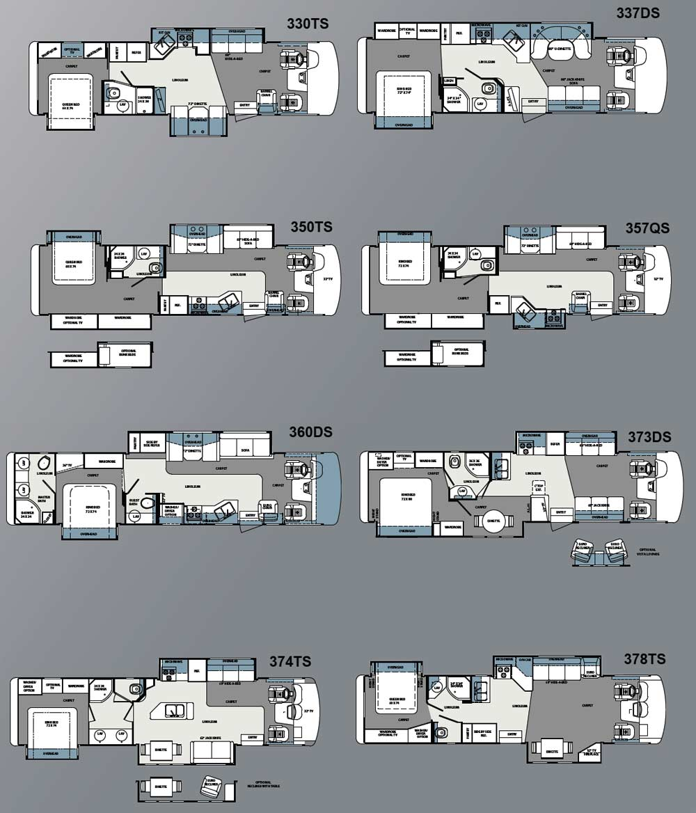 2011 Forest River Georgetown Class A Motorhome Roaming Times