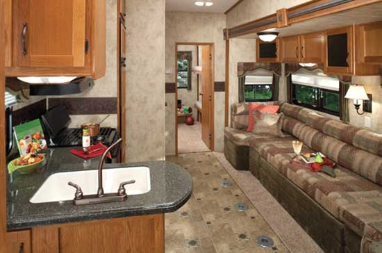 2011 Keystone Montana Mountaineer Fifth Wheel Roaming Times
