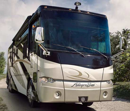 2011 Tiffin Allegro Bus class A motorhome | Roaming Times