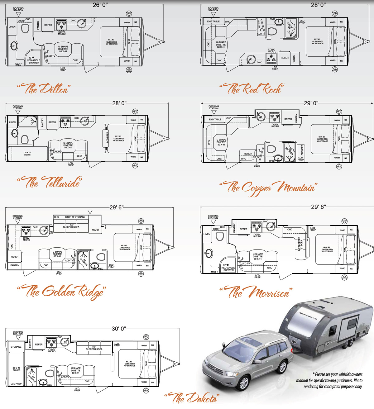 Fleetwood Floor Plans Travel Trailer Gurus