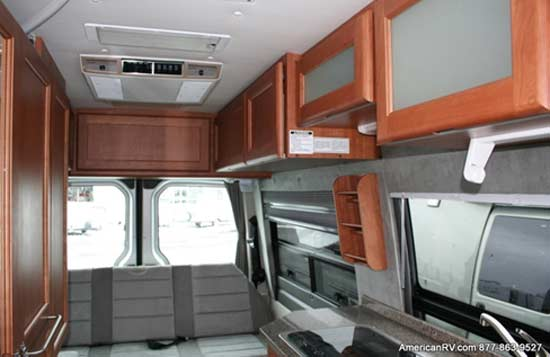 2011 Roadtrek SS Agile Class B Motorhome