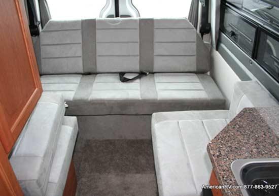 2011 Roadtrek Ss Agile Class B Motorhome Roaming Times