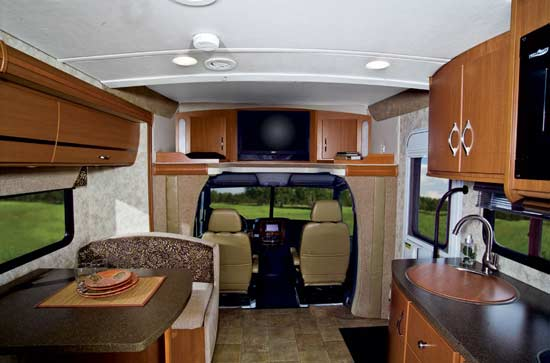 2011 Winnebago View Class C Motorhome Roaming Times