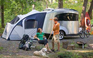 Airstream Basecamp Small Travel Trailer Roaming Times