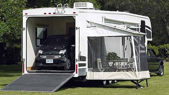 2010 Glendale Titanium Fifth Wheel Roaming Times