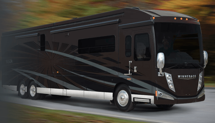 2016 Winnebago Grand Tour