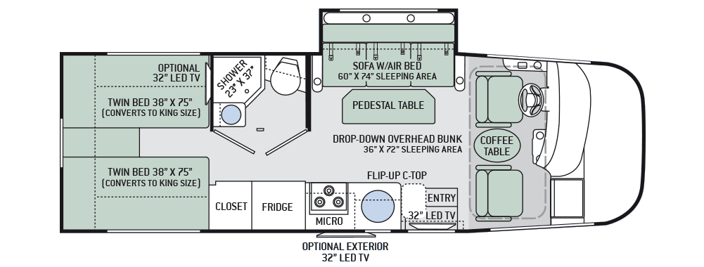 axis floorplan