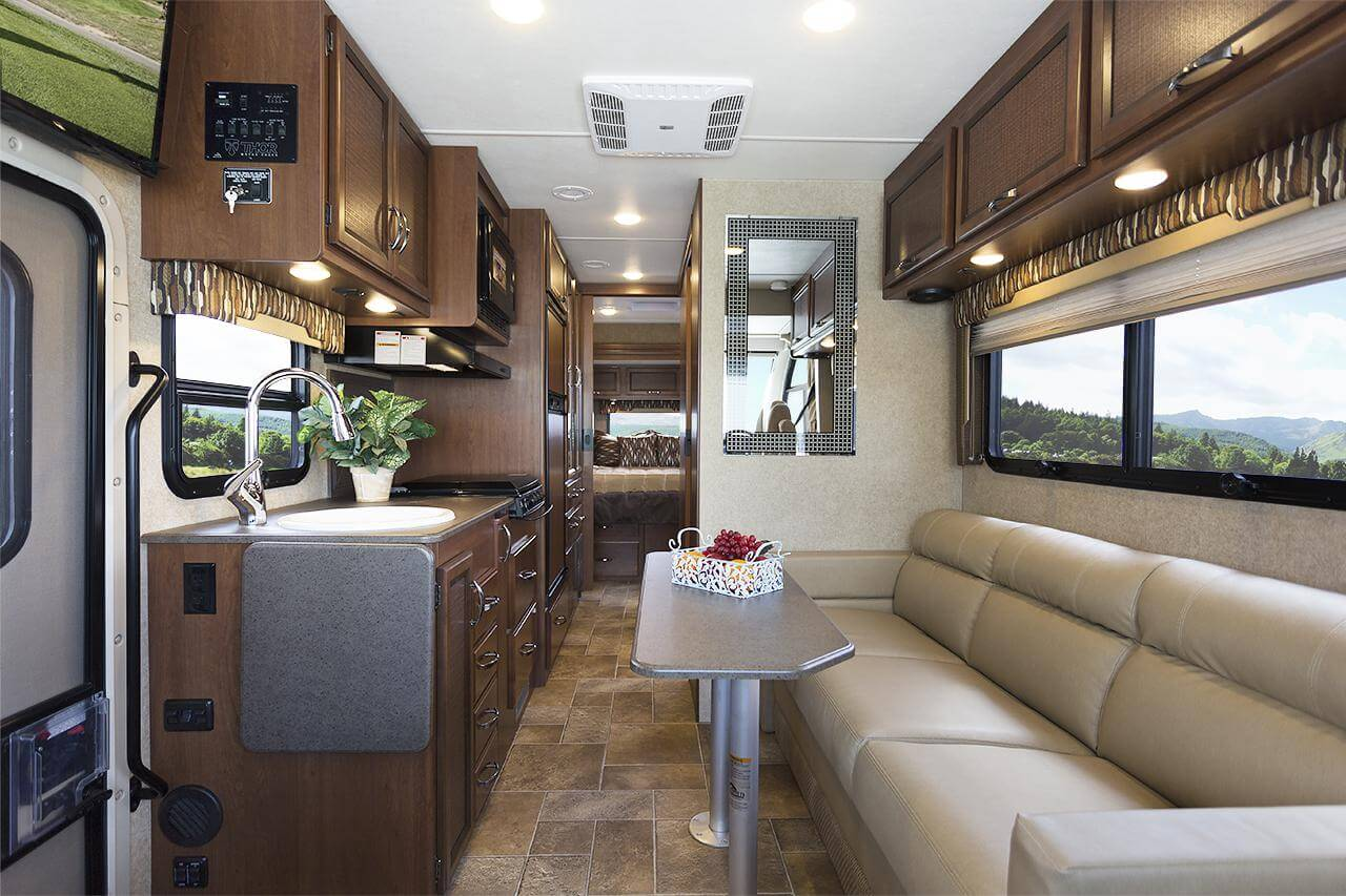 Thor 2016 Axis Ruv Class A Motorhome Roaming Times