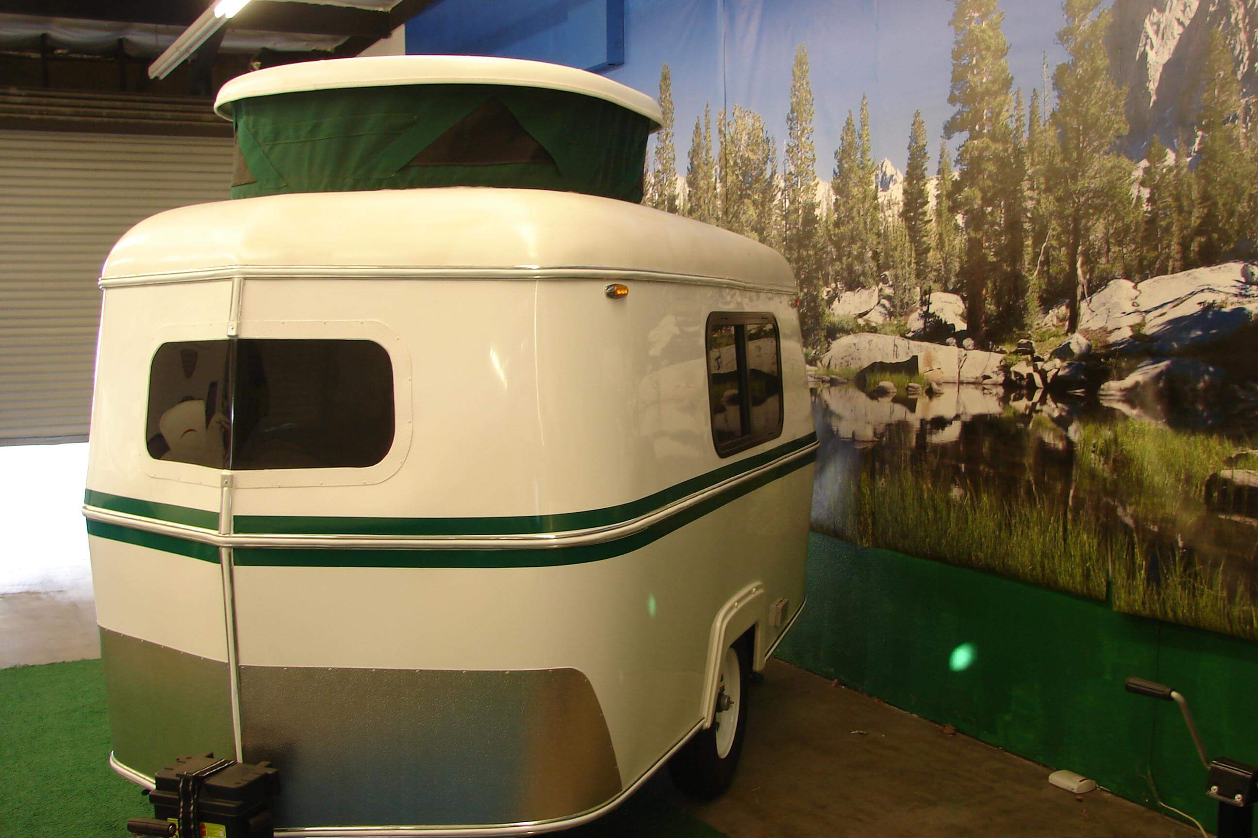 Meerkat Travel Trailer